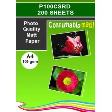 P100CSRD A4 100gsm D/Sided