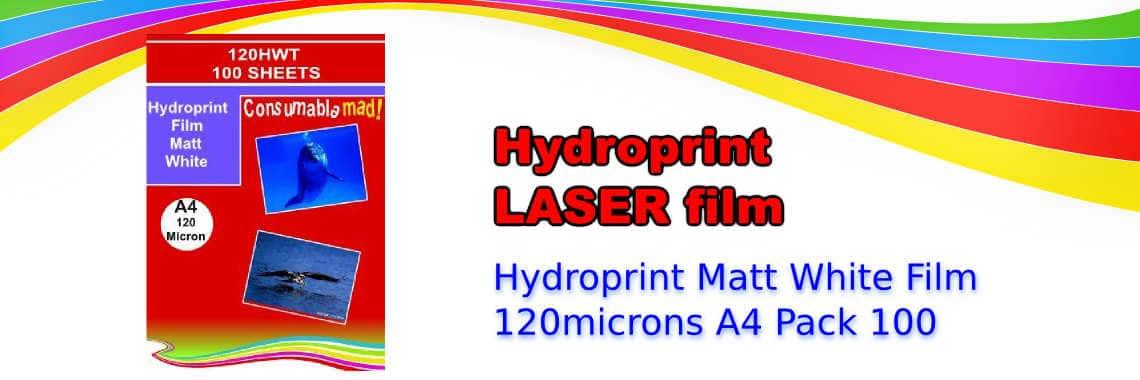 Hydroprint laser Film