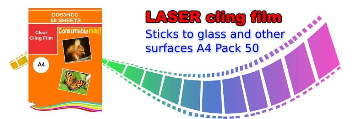 Laser Cling Film