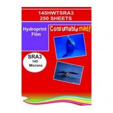 145HWTSRA3 Hydroprint Matt White
