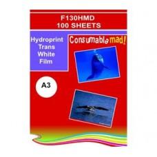145HWTA3 Non-Adhesive Hydroprint Films